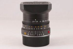 Leica Summarit-M 35/2.5