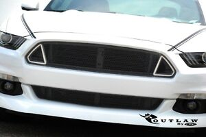 2015-16 Mustang CDC Outlaw Switchback Upper Grille *NEW* Strathcona County Edmonton Area image 1