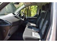 2017 Ford Transit Custom 2.0 300 EcoBlue Limited L2 H1 EU6 5dr Panel Van Diesel