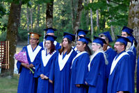 Adult Education - It's time to Graduate