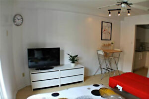 Studio appartement on Saint-Denis (Plateau Mont-Royal)