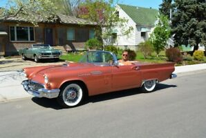 1957 Thunderbird Convertible - Outstanding!