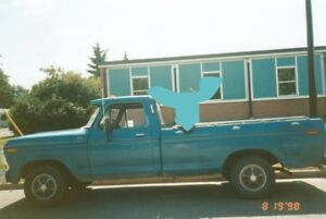 1978 ford truck F-100
