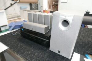 Yamaha Surround System and Sony amplifier