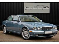 Jaguar XJ XJ6 2.7 TDVI Sovereign Diesel * Zircon + High Spec + 48k Miles*