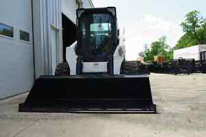 Jenkins HEAVY DUTY Low Profile Dirt Bucket Skidsteer Attachment Moose Jaw Regina Area image 3