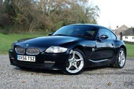 BMW 1 SERIES Z4 SI SPORT 3.0L COUPE - RARE SPEC, Black, Manual, Petrol, 2006