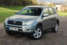 TOYOTA RAV 4-RUNNER XT4 VVT-I 4X4 , Green, Manual, Petrol, 2007