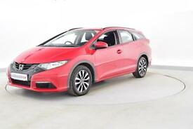 2015 HONDA CIVIC TOURER 1.6 i DTEC S 5dr