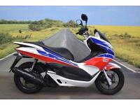 Honda PCX125 **HRC Colours, One Owner from New, Excellent Condition**