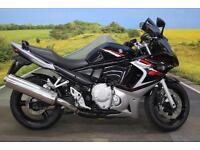 Suzuki GSX650 **Tinted Screen, Tank Pad, Centre Stand**