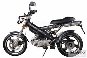 SACHS MADASS 125 ONLY $1,900.00