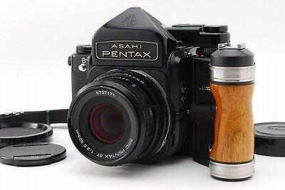Пленочные фотокамеры 【NEAR MINT+++】 Pentax 6x7