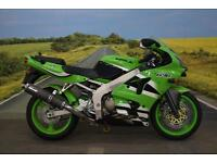 Kawasaki ZX636 **Scorpion Exhaust, Very Good Condition, HPI Clear**