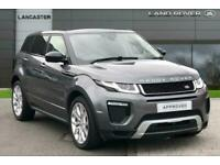 2018 Land Rover Range Rover Evoque SD4 HSE DYNAMIC Auto Estate Diesel Automatic