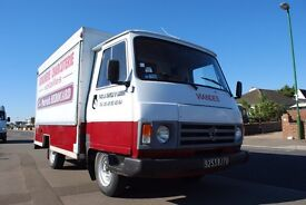 PEUGEOT J9 1982 charcuterie van RARE OPPORTUNITY FOR CATERING