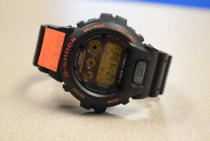 Casio 3230 G-Shock DW-6900 Fox Fire Watch (#2607)