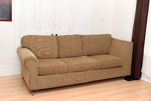 Classic Comfy Sofa in Excellent Condition