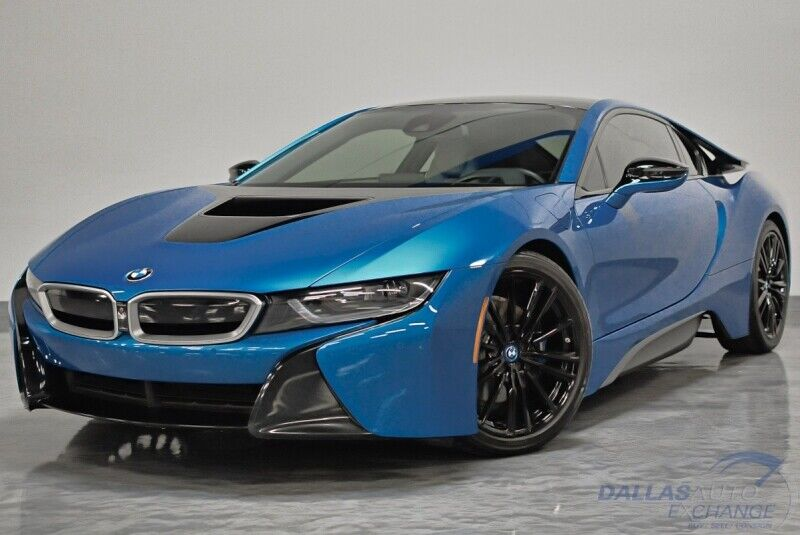 Image 9 Voiture American used BMW i8 2015