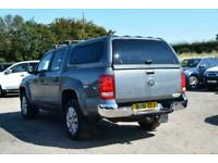 Volkswagen Amarok D/Cab Pick Up Highline 2.0 BiTDI 163 4MOTION Sel Double Cab Pi