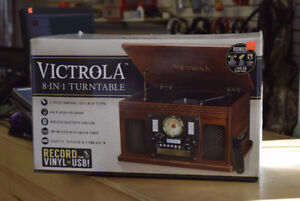 Victrola 8in1 Turntable