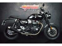 2020 Triumph Speed Twin 1200 (Jet Black)