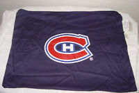 Montreal Canadiens Canadians Pillowcase Zippered Hockey NHL Fan
