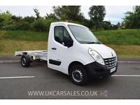 2011 Renault Master 2.3TD CCML35dCi (MWB) Chassis Cab 2dr