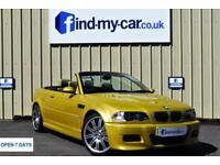2003 03 BMW M3 3.2 ONLY 28.000 MILES | RARE M3