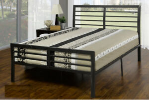 SINGLE PLATFORM BED FRAMES, ONLY $139