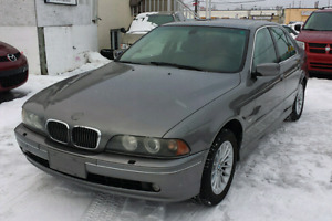 2003 BMW 540i - Leather, Sunroof - Very Clean