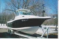bateau striper O.B.with alaska pkg.