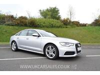 2013 Audi A6 Saloon 3.0 TDI S Line S Tronic Quattro 4dr