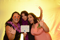 Photo Booth for Reunion Party - From $239/2 hrs