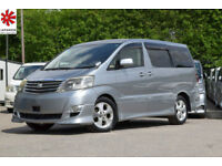 2007 (07) TOYOTA ALPHARD MS Platinum Selection ll 3.0 V6 Automatic 8 Seater MPV