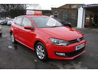2011 61 Volkswagen Polo 1.2 ( 60ps ) Match 5 Door FULL SERVICE HISTORY