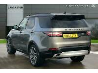2018 Land Rover Discovery SDV6 HSE LUXURY Auto Estate Diesel Automatic