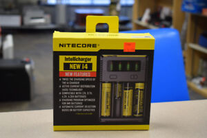 Nitecore Intellicharger New i4 (#2583)