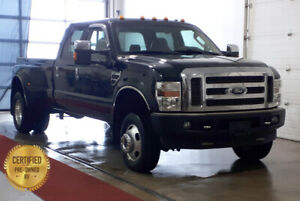 2008 Ford F350 King Ranch Crew Cab – Built Ford Tough.