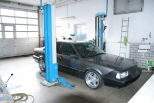 1989 Audi 200 Quattro / Turbo with original 55,000 km