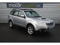 2010 Subaru Forester 2.0D XC 5dr full history super low miles 50 mpg 5 door E...