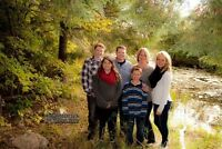 FALL FAMILY PHOTOS ONLY $40!!