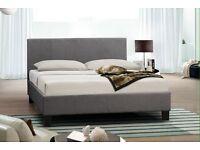Berlea Berlin Fabric Bed.King Size.New.