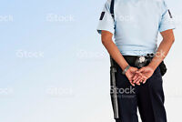 Security Guards Needed for Belleville, Ontario