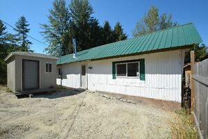 Manufactured House for sale in Kitchener /Creston BC