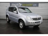 2011 SsangYong Rexton REXTON CS AUTO commercial low car tax low company car t...