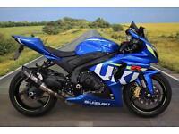 Suzuki GSXR1000 **Yoshimura Exhaust, Carbon Hugger, Seat Cowl**