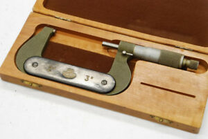 Micrometers, first group