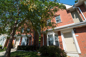 End Unit Townhome in Tansley Woods