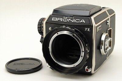 Пленочные фотокамеры 【B V.Good】 Zenza Bronica